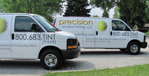 Precision Window Tinting Special Offers
